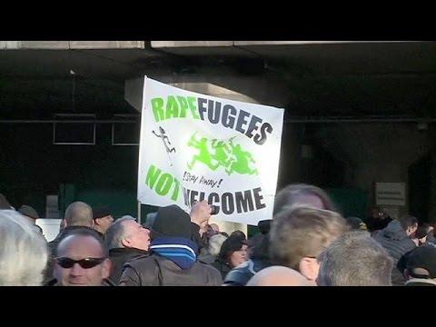 Γερμανία: Επεισόδια στην πορεία του ξενοφοβικού PEGIDA στην Κολωνία