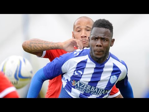 Strike - Sheffield Wednesday Under-21s drew 1-1 with Ipswich Town on Monday. Mani Dieseruvwe equalised for the Owls with this well-worked team goal at Portman Road. Help us to grow this channel by...