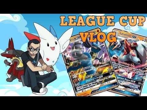 League Cup Vlog! w/ AuraBomb
