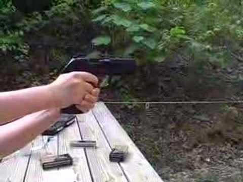 berretta storm PX4 9mm pistol