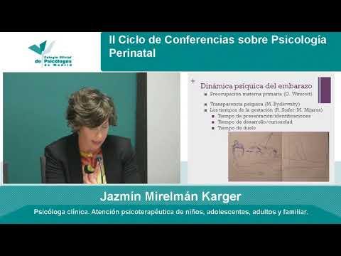 II Ciclo de conferencias sobre Psicología Perinatal  Abordajes clínicos en el embarazo. 24-10-17