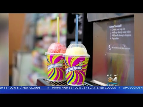 Free Slurpees On 7-Eleven Day