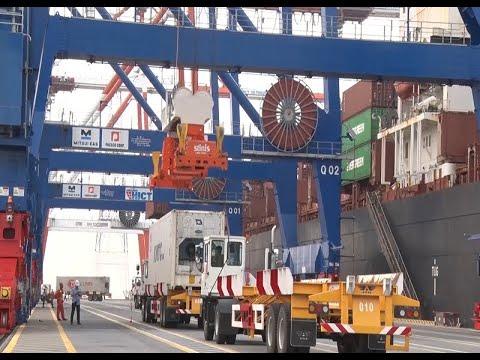 Việt Nam sẽ trở thành là trung tâm Logistics trong khu vực