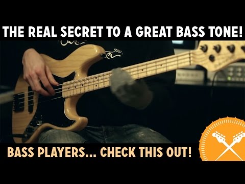 Bass - BASS LESSONS: Subscribe for FREE to http://www.scottsbasslessons.com and you'll receive exclusive 'MEMBER ONLY' video lessons, and other cool goodies! DOWNLO...