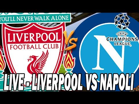 LIVERPOOL VS NAPOLI (1-0) - ROUND 6 - CHAMPIONS LEAGUE - GROUP STAGE - LIVE STREAM