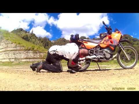 Toii Road KTM 620 Adventure