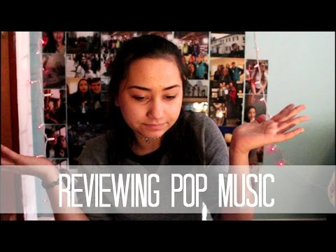REVIEWING POP MUSIC