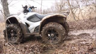 5. 2014 Honda  420 FourTrax Rancher AT IRS