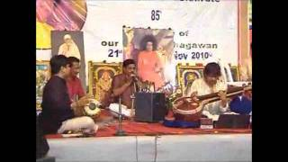 85th Birthday Celebrations Of Bhagavan Sri Sathya Sai Baba - (Rajesh Vaidhya Veena)
