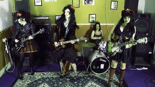 The Fuzz - White Fuzz/Black Sheep - Totally Original Music Video
