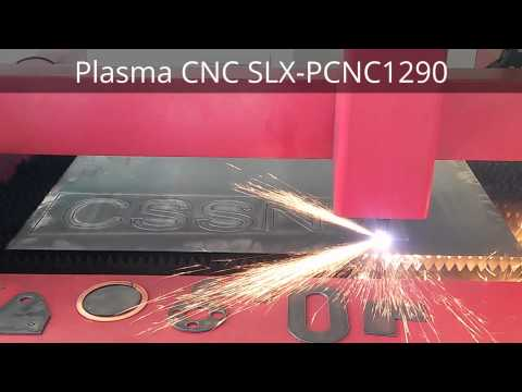 Video Plasma CNC SLX-PCNC1290