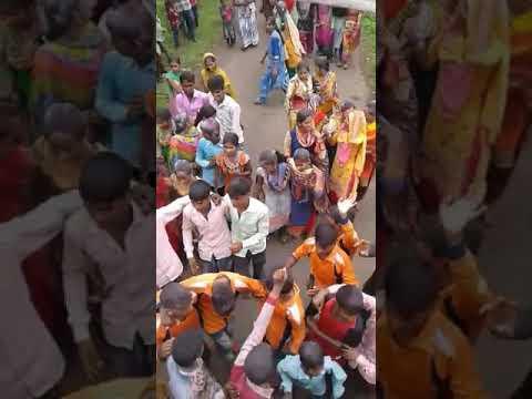 Video Aadivasi ganpati visrjan kukarda download in MP3, 3GP, MP4, WEBM, AVI, FLV January 2017