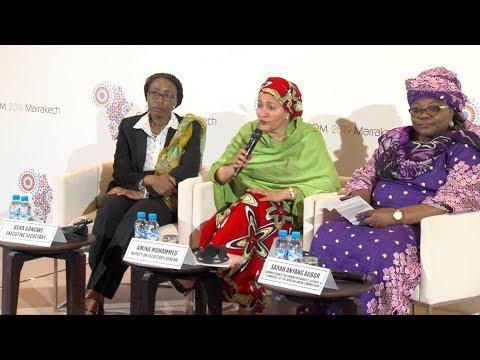 MCR, instrument clé pour atteindre les objectifs de développement en Afrique (commission de l'UA)