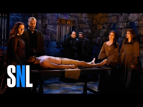 If Game Of Thrones Moved Any Slower It Would Be This SNL