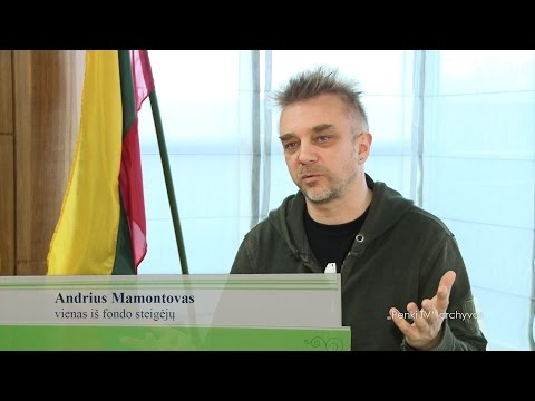 2016-05-04 Books on Penki TV: Behind the scenes of Smetona's family, Japanese gardens and campaign Lithuania reads!