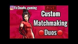 Video 🔴(NA-West) CUSTOM MATCHMAKING SOLO/DUO/SQUAD SCRIMS FORTNITE LIVE /PS4,XBOX,PC,MOBILE,SWITCH download in MP3, 3GP, MP4, WEBM, AVI, FLV January 2017