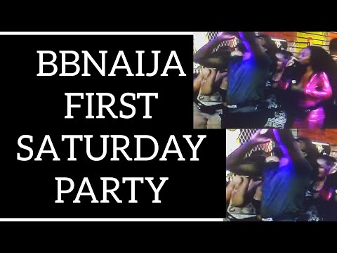 Big Brother First Saturday House Party