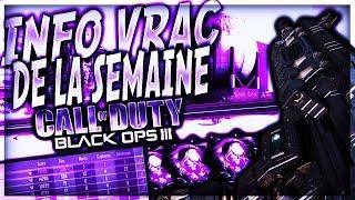 INFOVRAC: Modern Warfare Remastered, Béta IW, Black Ops 3, Promotions, etc.