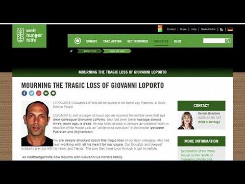 Αποζημίωση στην οικογένεια Ιταλού που σκοτώθηκε από επίθεση drone καταβάλουν οι ΗΠΑ