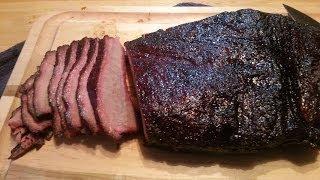 Texas Brisket - Easiest Smoked Brisket Recipe Ever!