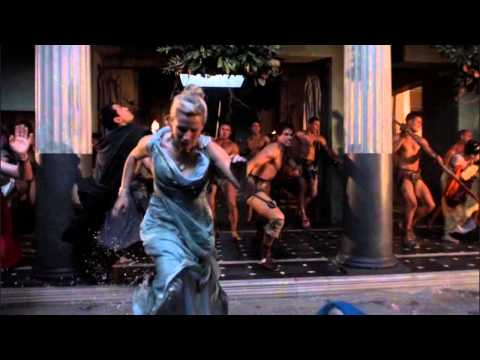 Spartacus Blood and Sand - Escaping the Ludus Montage