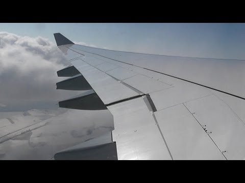airport - Enjoy this beautiful, snowy takeoff from Munich! The aircraft, D-AIKQ was exactly 11 months old on the day of this flight so it was definitely a shiny, stunn...