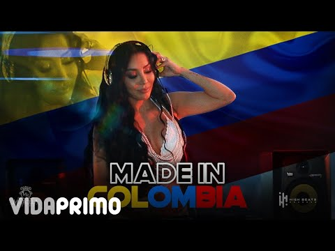 Marcela Reyes - Made In Colombia [Official Set]