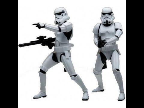 Star Wars - Stormtrooper 2-pack - Artfx+