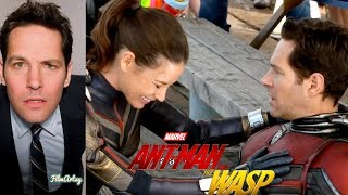 Video Paul Rudd Hilarious Bloopers and Gag Reel | Ant-Man & The Wasp Special MP3, 3GP, MP4, WEBM, AVI, FLV Agustus 2018