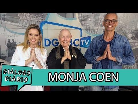 Diálogo Diário com a Monja Coen