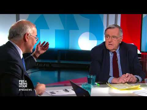 Shields and Brooks on government shutdown blame, Trump's first year