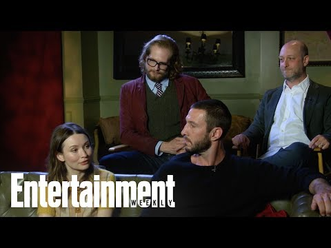 American Gods: Orlando Jones, Emily Browning & More Break Down Episode 7 | Entertainment Weekly