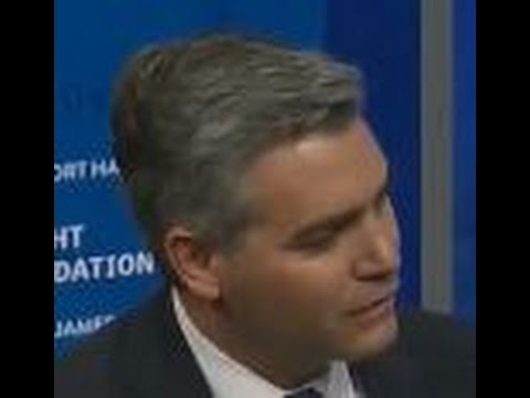 Breitbart News explains to CNN Jim Acosta why nobody trusts the mainstream media