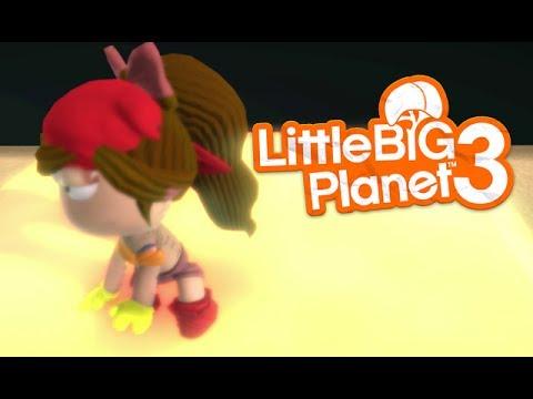 LittleBIGPlanet 3 - TWERK BATTLE!!! [Playstation 4]