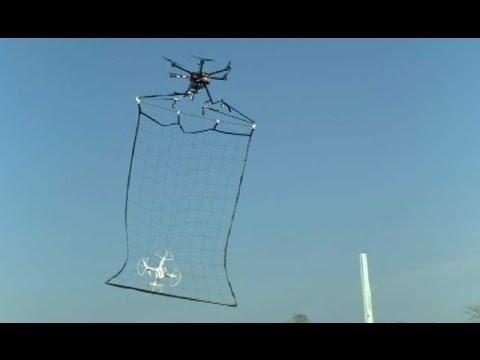 日本警察展示「逮捕」違法無人機過程,以後大家再也不敢亂用無人機了!