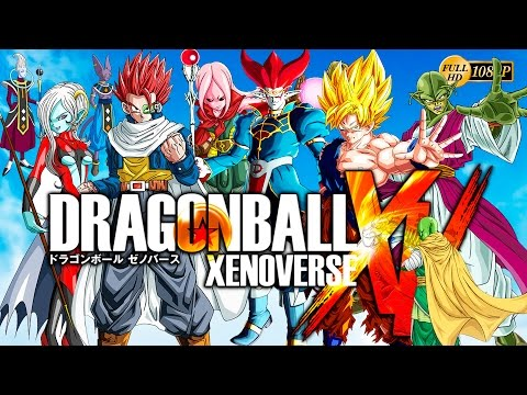 Dragon Ball Xenoverse - Pelicula Completa sub Español HD 1080p - Game Movie ??????? ?????