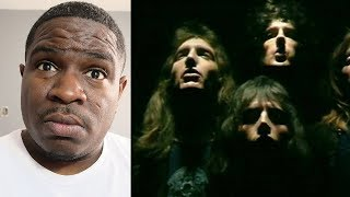 Video FIRST TIME HEARING Queen - Bohemian Rhapsody (Official Video) REACTION MP3, 3GP, MP4, WEBM, AVI, FLV Oktober 2018