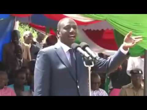 DP Ruto gives 'directionless' KANU a public dress down