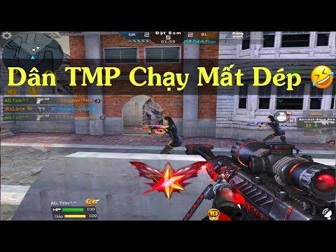 CF Legends : Dân TMP Thiên Sứ Bị Dân Sniper Đi Lùa Chạy Mất Dép - Thời lượng: 10 phút.