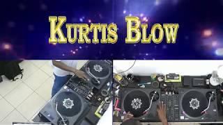 16º Video Set Especial Kurtis Blow (Ao vivo no facebook) 24/08/2018