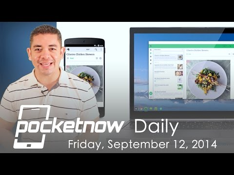 iPhone 6 preorder stories, HTC pro camera, LG G Flex 2 & more -Pocketnow Daily