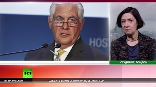 Эксперт о встрече Сергея Лаврова с Рексом Тиллерсоном: Переговоры завершились на продуктивной ноте