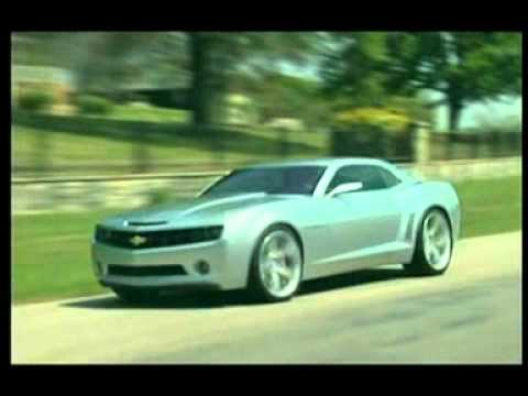 Chevrolet Camaro (official)
