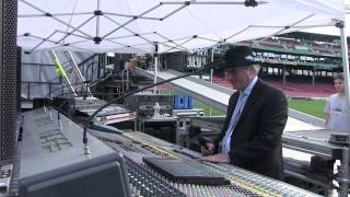 Jack White's Fenway Sound Tour with FOH engineer Brad Madix '84