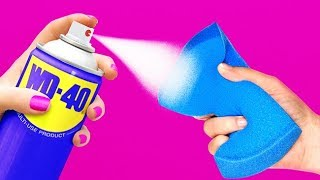 Video 40 ALL-TIME BEST CLEANING TIPS THAT WORK MAGIC MP3, 3GP, MP4, WEBM, AVI, FLV November 2018