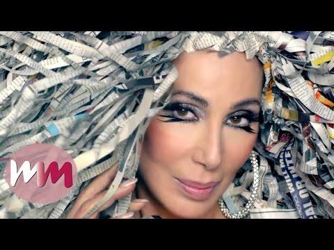 Top 10 Best Cher Songs