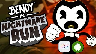 Bendy™ in Nightmare Run Gameplay - iOS Android