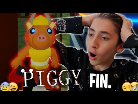 la fin de piggy... (roblox chapitre 12)
