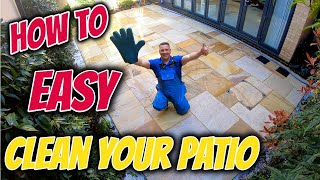 Patio Cleaning Bournemouth