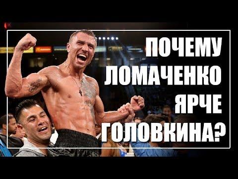 Головкин боксирует с лохами, или как Ломаченко по всем статьям обходит GGG (видео)